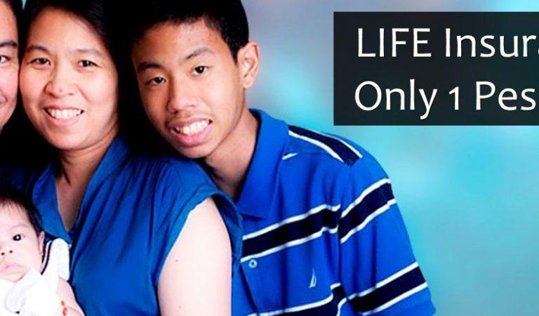 How to Get a Life Insurance for Only 1 Peso a Day