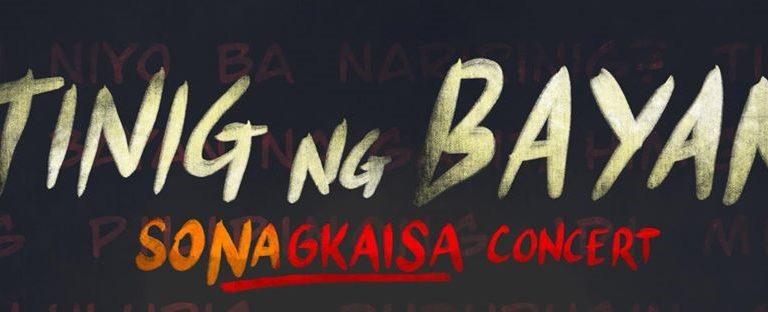 Tinig Ng Bayan Goes Live Today at Radyo Katipunan