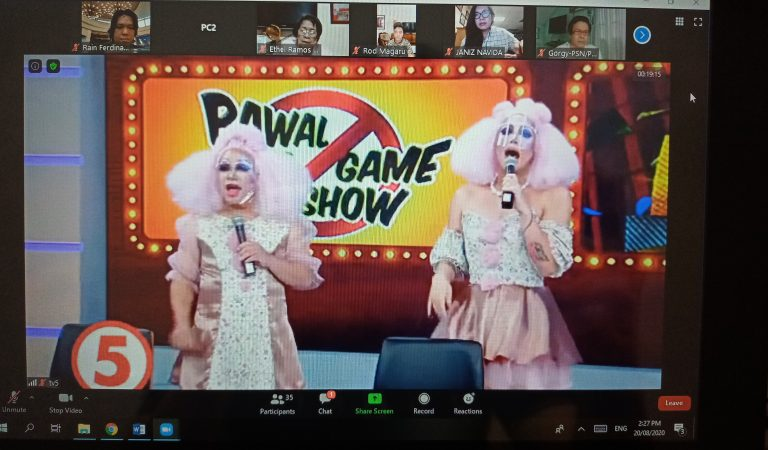 Why TV5's Bawal Na Game Show is the Comic Relief That We Need Right Now