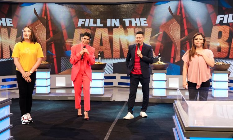 Vloggers, Spikers, Home Partners on Third Week of TV5's Pandemic-Inspired Game Shows