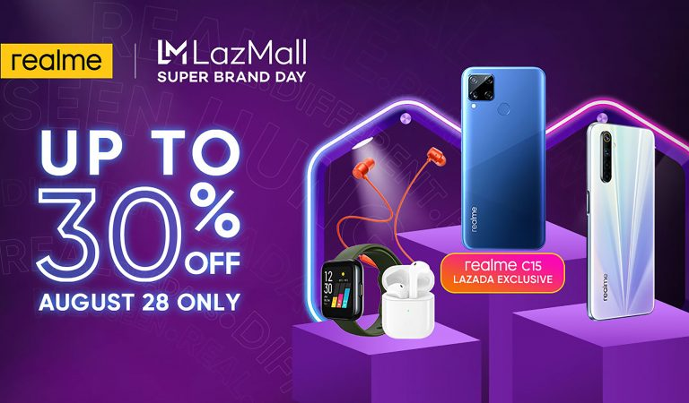 Month-long realme Fanfest Culminates with a Music Festival and a Lazada Sale
