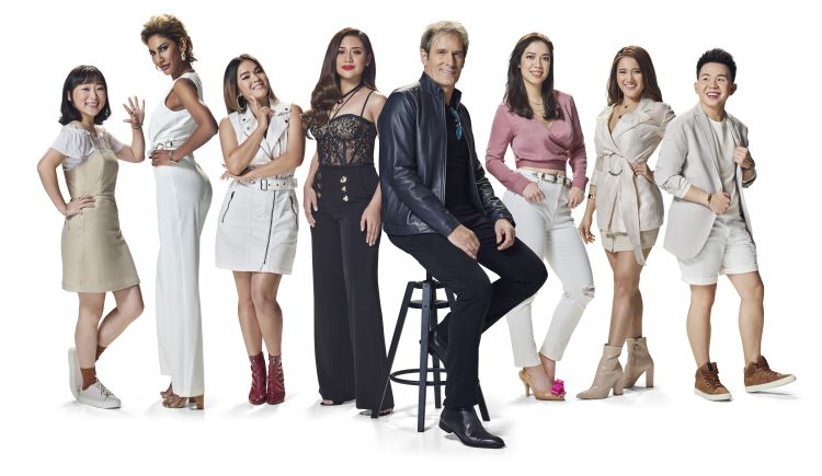 Final 4! Michael Bolton's Asian Dream Continues its Search for Asia's Next Singing Sensation