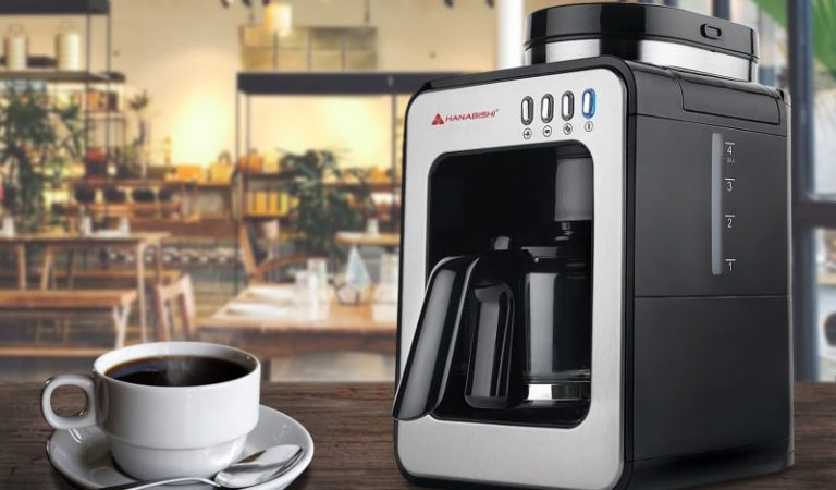 Why Coffeeholics are Investing on a Hanabishi 2in1 Grinder and Coffeemaker