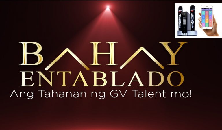 Grand Videoke Spreads Hope and Optimism Amid the Pandemic via Bahay Entablado