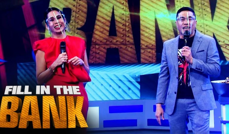 Jose Manalo and Pokwang's Fill in The Bank is an Ayuda of Cash Prizes and Laughs