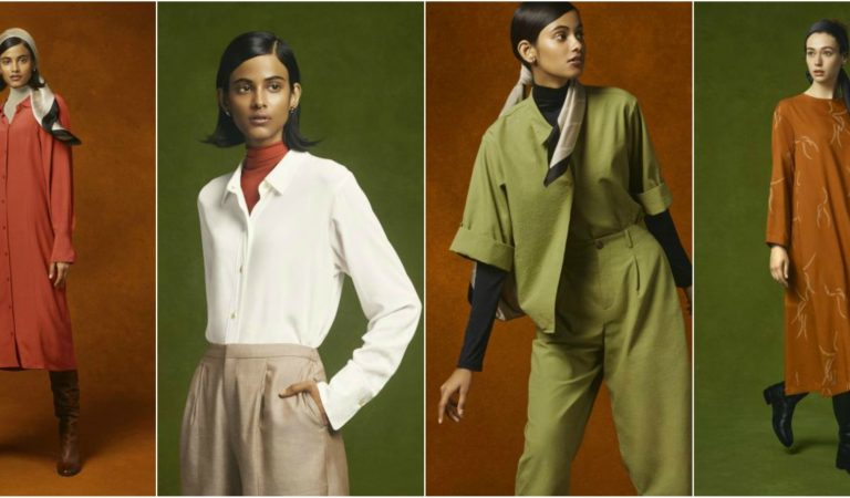 NY-Based Fashion Designer Hana Tajima for Uniqlo Fall/Winter 2020