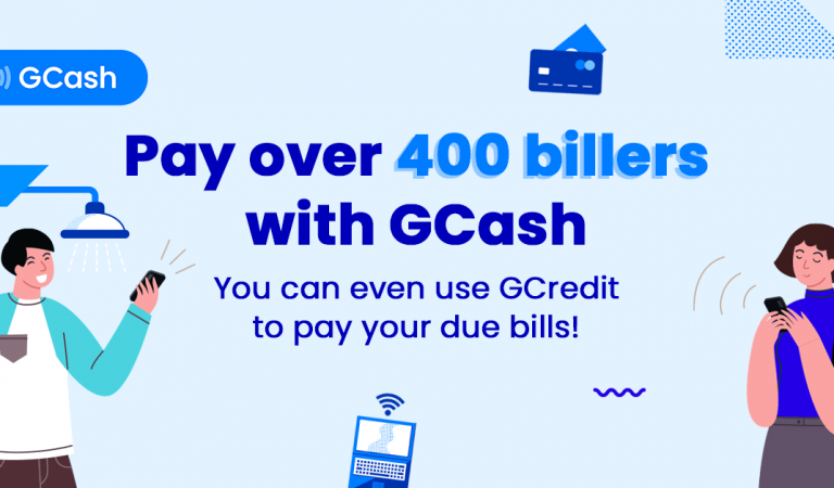 GCash Now Has Over 400 Billers in the App – Biggest Network in the Philippines