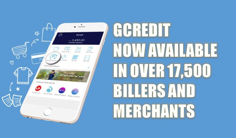 GCredit Expands to Over 17,500 Billers and Merchants Nationwide