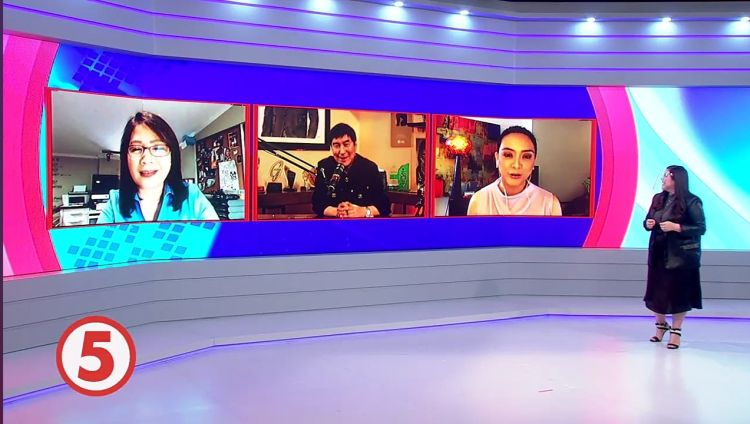 Frontline Pilipinas | TV5's New Primetime News Program Features Raffy Tulfo, Cheryl Cosim and Luchi Cruz-Valdes