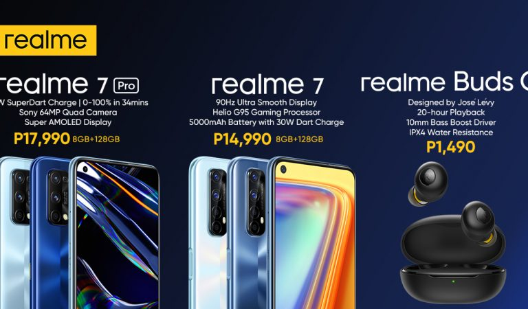 realme PH Unveils its 7 Series Phones and realme Buds Q In-Ear TWS – Price, Features and Promos!