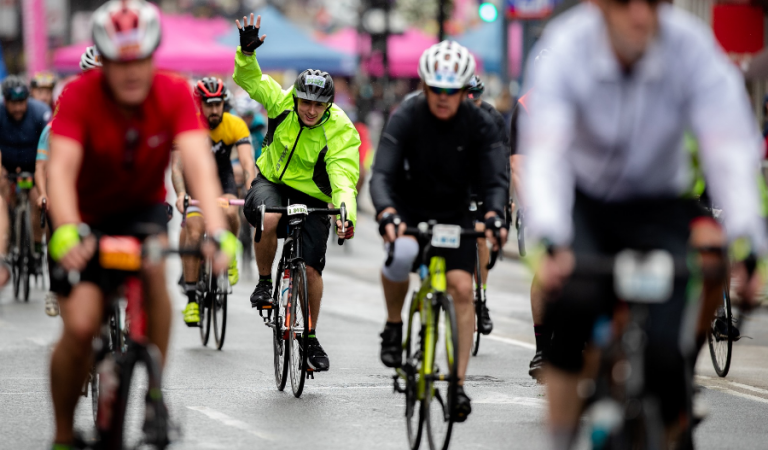Pru Life UK Lauds Filipino Cyclists in the Inaugural My Prudential RideLondon