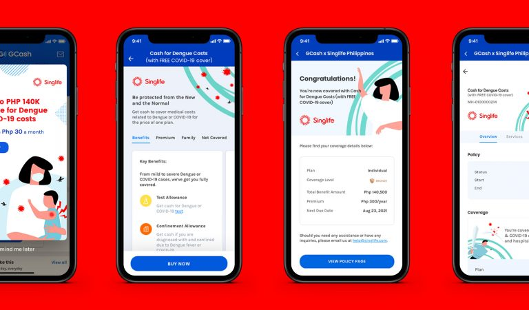 Singlife Through GCash Now Offers No-Fuss Insurance Protection for Filipinos