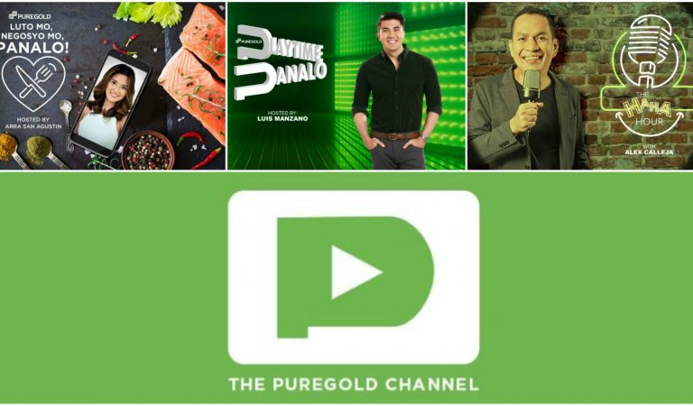 New Puregold Channel Premieres with Three Uplifting Shows