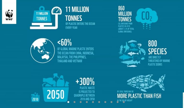 WWF Advocates for a Customized EPR Scheme to Help Minimize Plastic Pollution in the Philippines