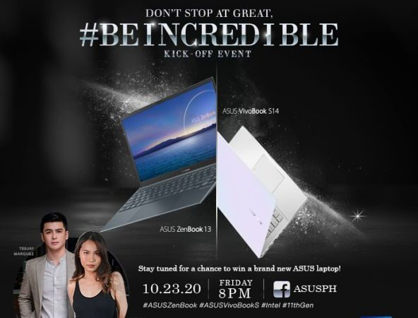 ASUS Announces the Arrival of the First Intel 11th Gen Consumer Laptops in the Philippines