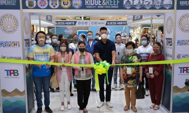 Ilocos Norte Launches Its Ridge and Reef Phase II Tourism Campaign