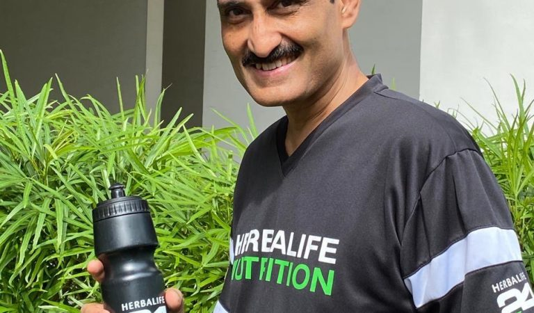 How To Join the Herbalife Nutrition 40th Anniversary Virtual Run Challenge