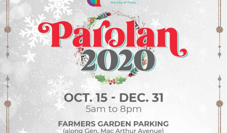 Parolan at Araneta City is Now Ready to Bring You More Christmas Cheers this 2020