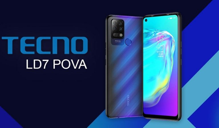 Shopee Exclusive! Tecno Mobile LD7 POVA 6GB – 64GB – 6000mAh Combo For Only 6,999 Pesos