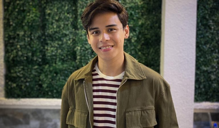 Finally! Khalil Ramos Together Now with GF Gabbi Garcia as a Kapuso