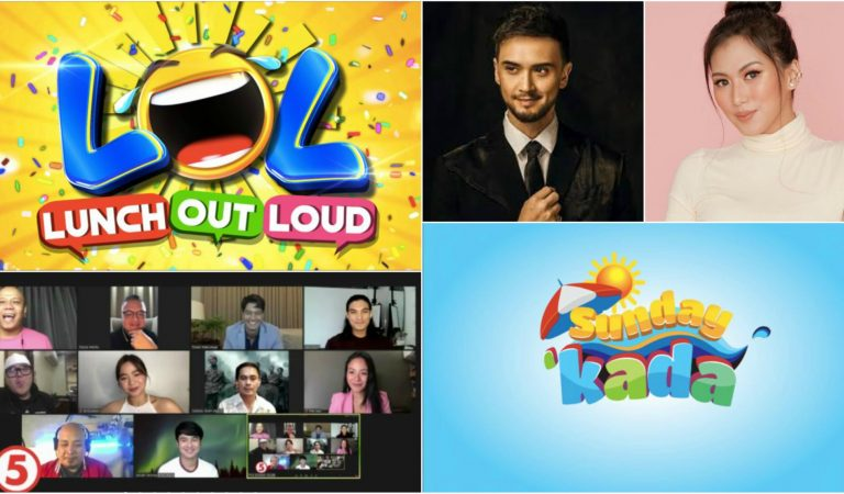 Your Favorite Celebs and Popular Brand of Entertainment Finds a New Home on TV5