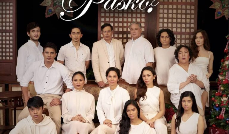 "What Makes TV5's ""Paano Ang Pasko?"" the Perfect Family Drama Series of 2020"