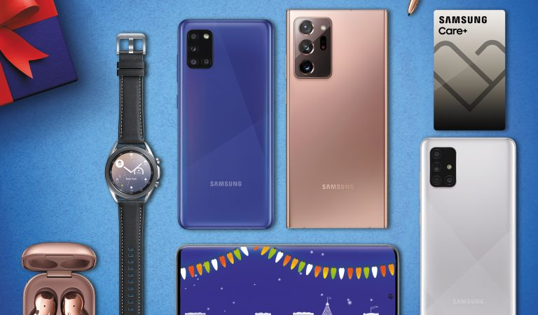 Here's a List of Samsung Galaxy Devices with Big Discounts and Amazing Deals This Christmas