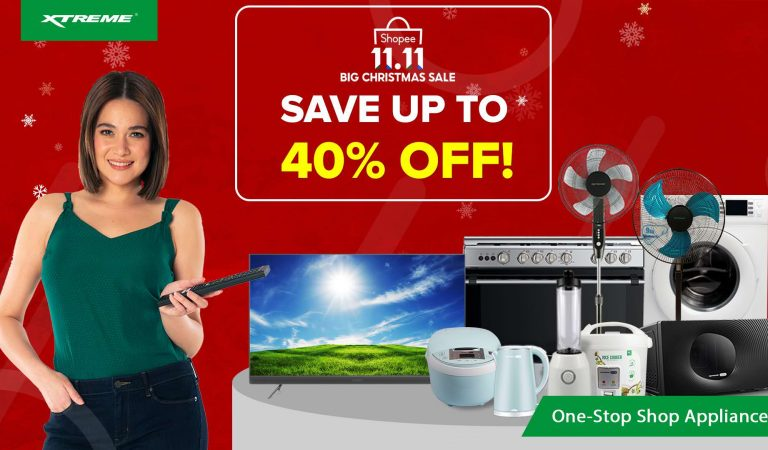 List of Xtreme Appliances with Big Discounts Online this 11.11