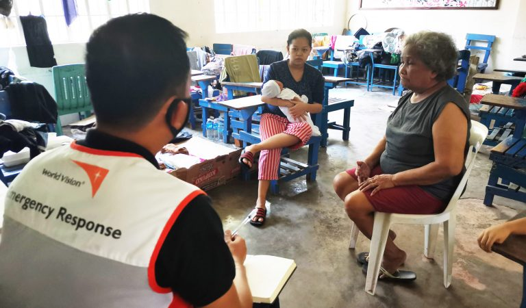 World Vision Mounts Humanitarian Response for Victims of #UlyssesPH