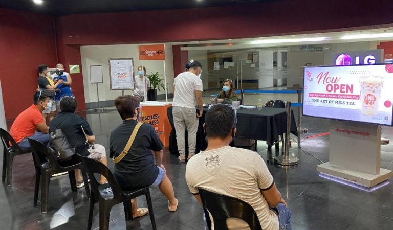 Araneta City Facilitates the Free Installation of Easytrip RFID for Vehicle Owners