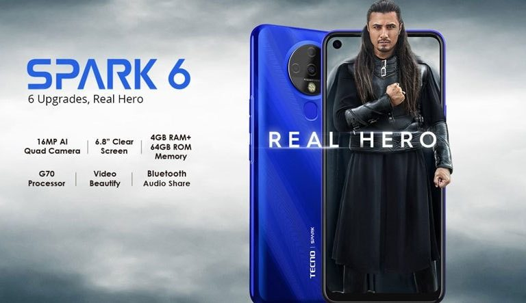 TECNO Spark 6 Upgrades That Will Make You Feel Like a Real Hero