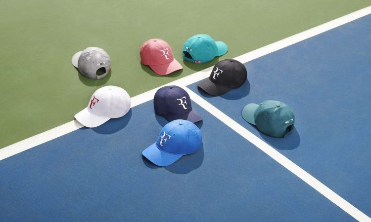 "UNIQLO Launches the Roger Federer ""RF"" Caps Available in 8 Colorways"
