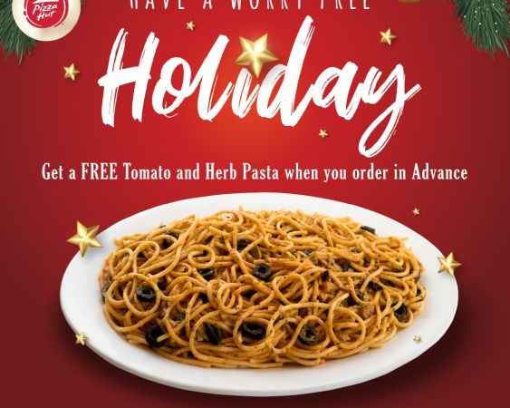 How to Celebrate Worry-Free Holidays with Pizza Hut