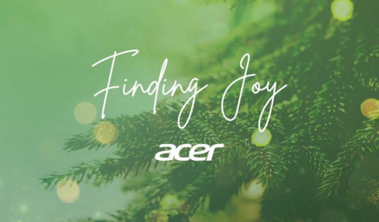 """Acer PH Launches """"Finding Joy"""" Holiday Anthem with KathNiel, Ivana Alawi and Others"""