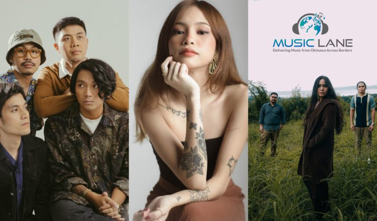 Music Lane Okinawa 2021 Features Filipino Music Acts syd hartha, She's Only Sixteen and KRNA