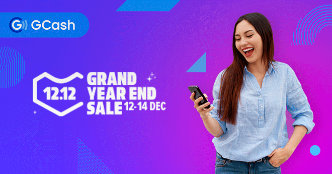 12.12 Deals and Discounts From GCash