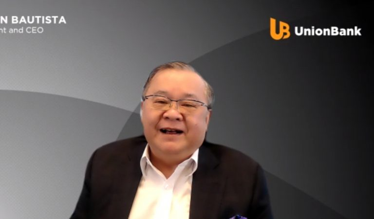 UnionBank President and CEO Edwin Bautista on Co-Creating a Better Digital Normal