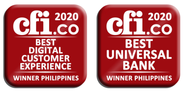 UnionBank Wins Best Universal Bank Philippines and  Best Digital Customer Experience Philippines for 2020