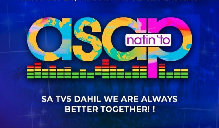 """ABS-CBN's """"ASAP Natin To"""" and """"FPJ: Da King"""" To Air on TV5"""
