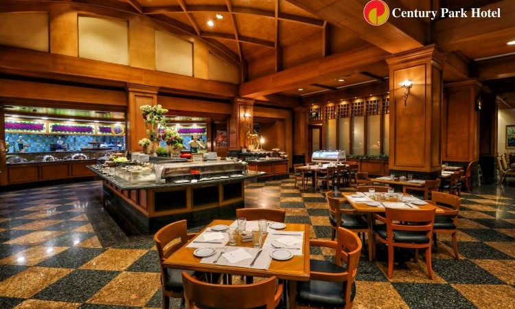 XIN NIAN KUAI LE! The Century Park Hotel CNY Eat-All-You-Can Lunch and Dinner Deals
