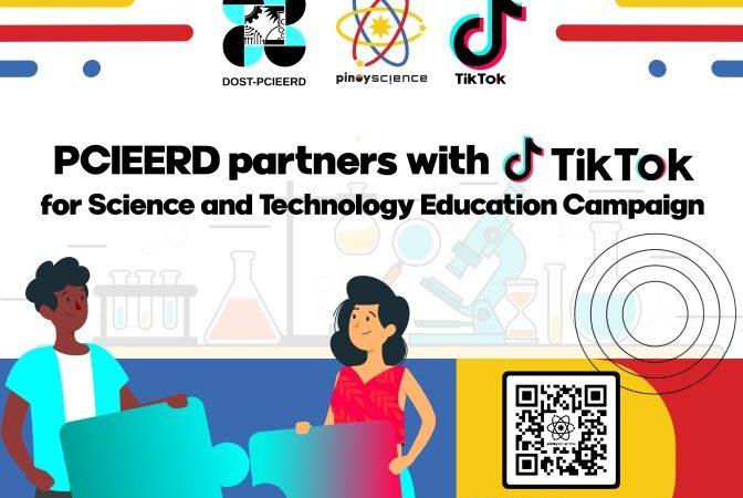 TikTok to Promote Filipino-Made Technologies via @pinoyscience