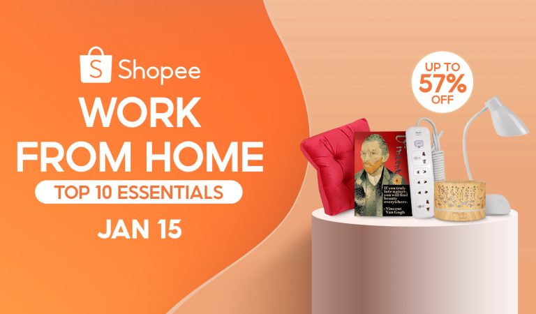 Top 10 Work From Home Essentials You Need for a More Productive 2021