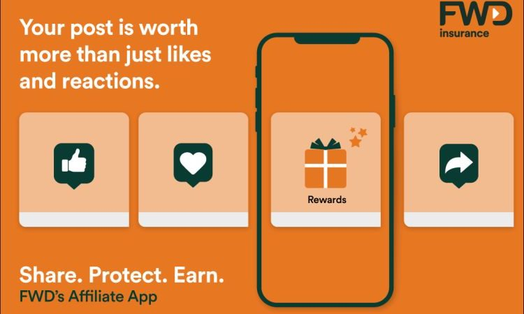All You Need To Know About The New FWD Affiliate App – Share. Protect. Earn.