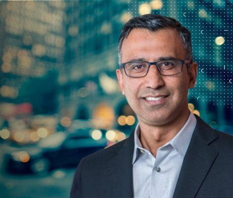 NTT Appoints New Global CEO – Abhijit Dubey