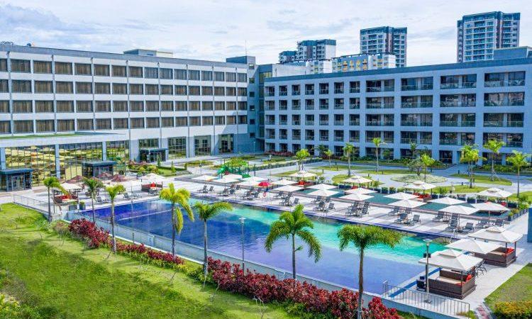 Hilton Clark Sun Valley Resort is Now Open