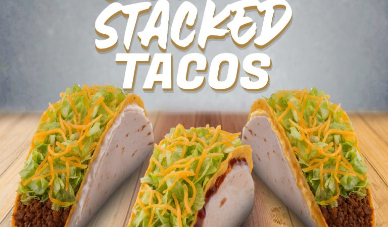 The Double Stacked Tacos of Taco Bell is Back!