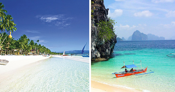 Boracay and El Nido Among The 25 Best Island Beaches in the World