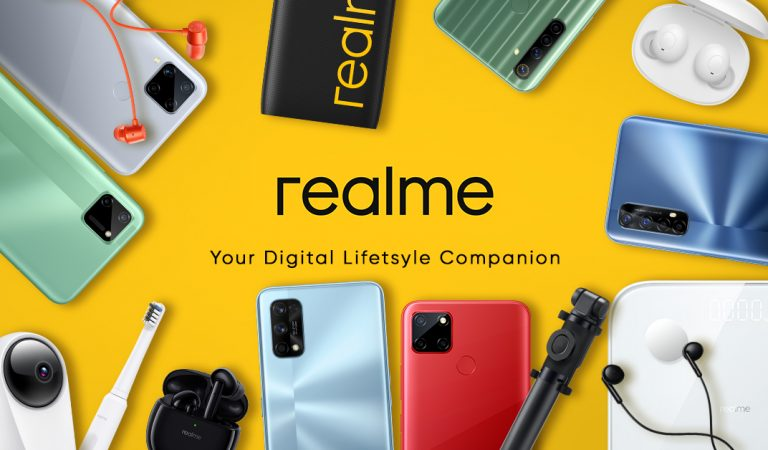 realme to Use Local and International Awards Received Last Year as Inspiration to Soar Even Further in 2021