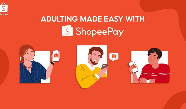 Adulting Made Super Easy with ShopeePay