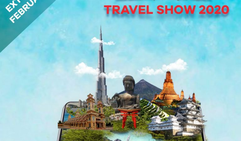 NAITAS Travel Show 2020 | Travelling The World is Only Just a Click Away